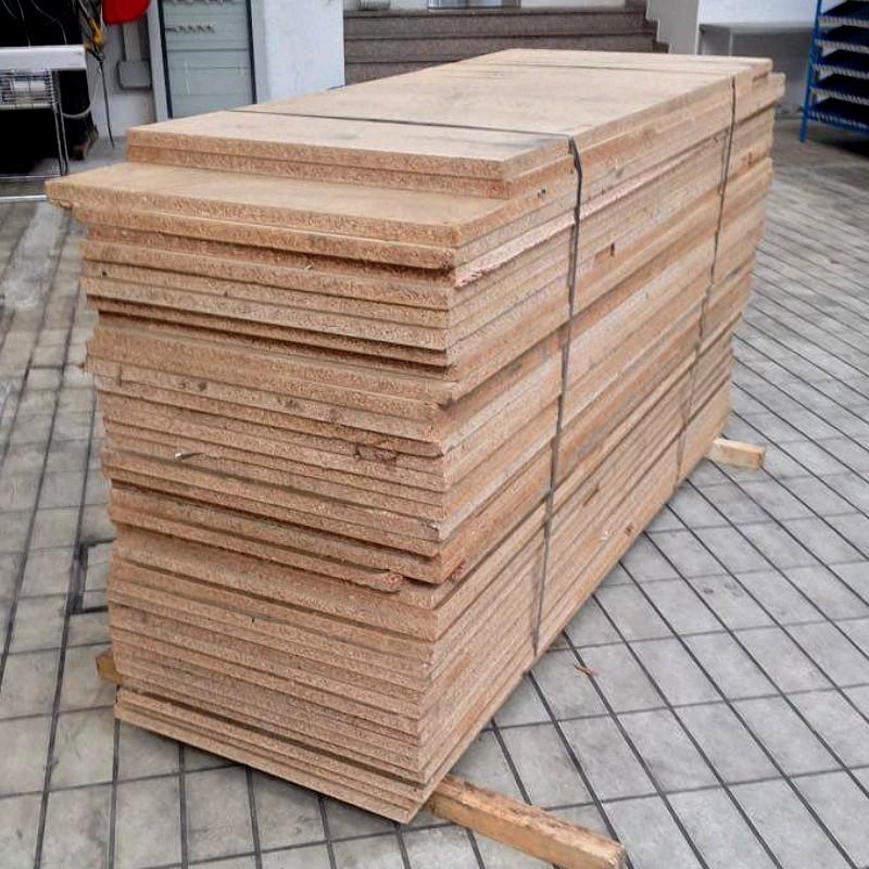 vendita ripiani in legno truciolato usato per soppalco