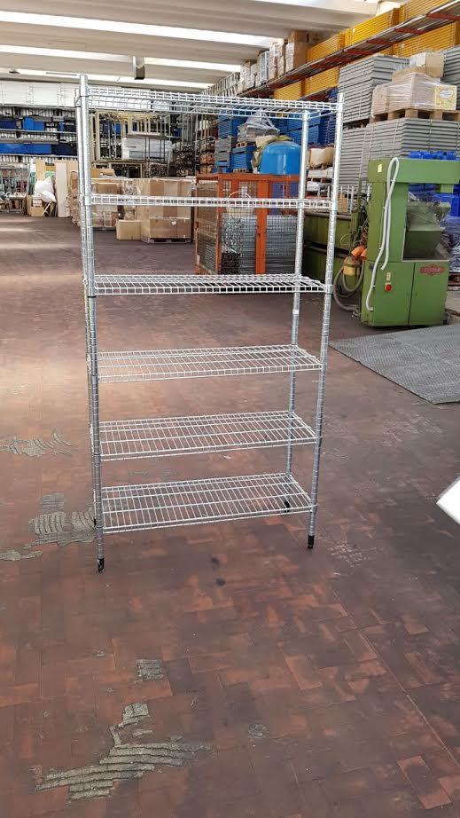 H181 l92 p36 scaffali usati bologna compravendita for Ikea scaffali usati